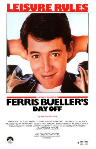 Ferris Bueller\'s Day Off Ferrari 2