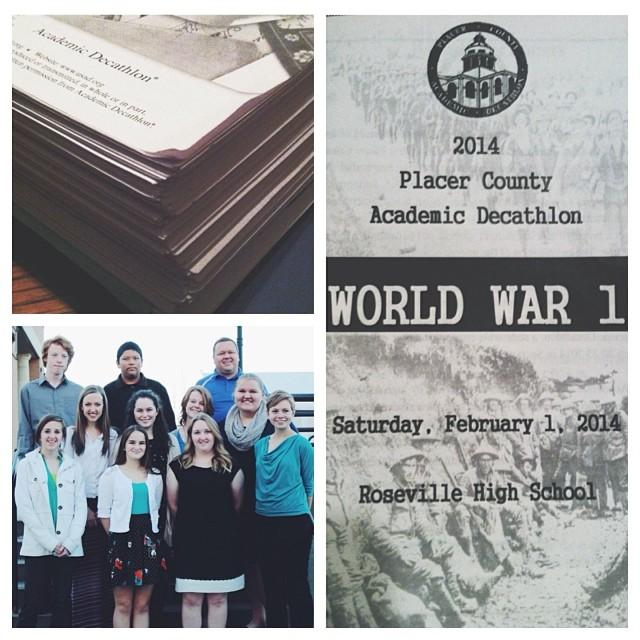 """academic decathlon essay prompts 2014 Academic decathlon essay the team collectively competes in super academic decathlon essay prompts 2017professional 20 jan 2014 """"i thought this was a."""