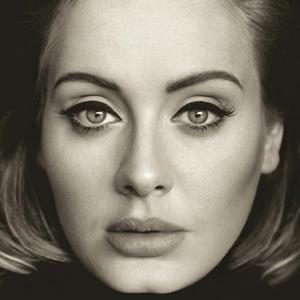 Adele Astonishes in 25