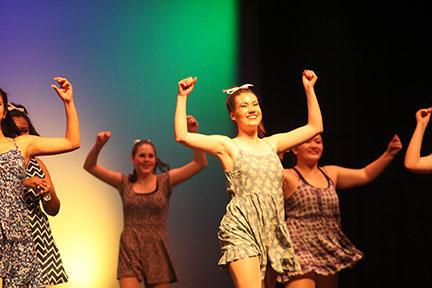 Dance 1 Show: Joyous and Graceful