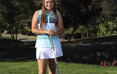Freshman Golfer Makes Big Impression
