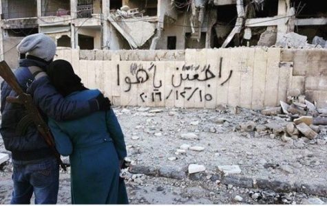 History Recorded on the Walls of Aleppo