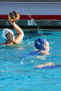 What's Water Polo?