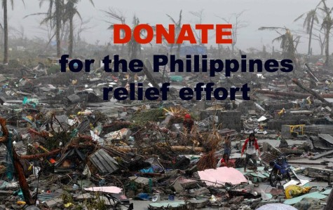 KEY CLUB: donations for Philippines