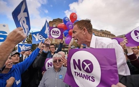 "Scotland Votes ""No"" on Independence"