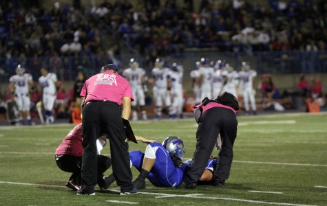 Football Faces Rival After Painful First Loss