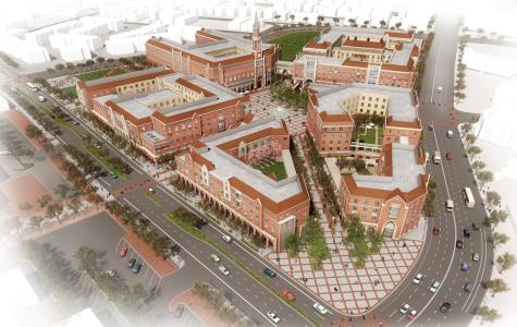 USC's Shiny New Buildings