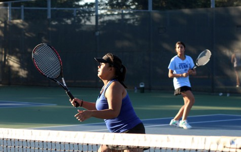 Girls' Tennis Swings into Playoffs