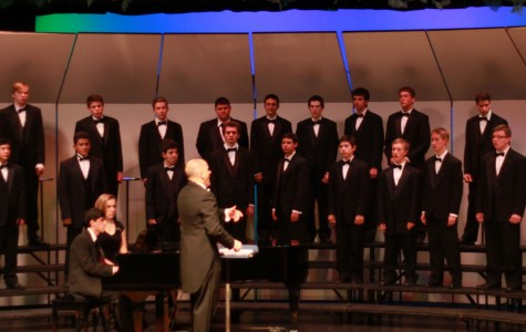 Choir Concert Ends On A High Note