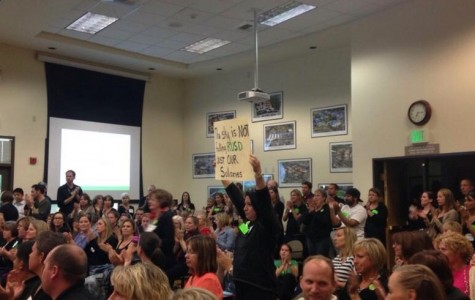 Teachers' Contract Negotiations Finally End
