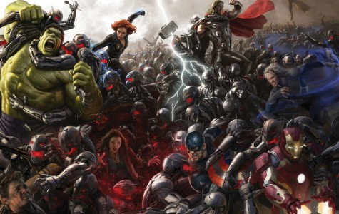 Is Avengers: Age of Ultron Too Much?