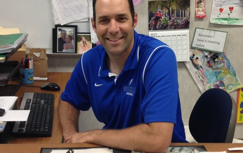 Rocklin High Welcomes A New Athletic Director