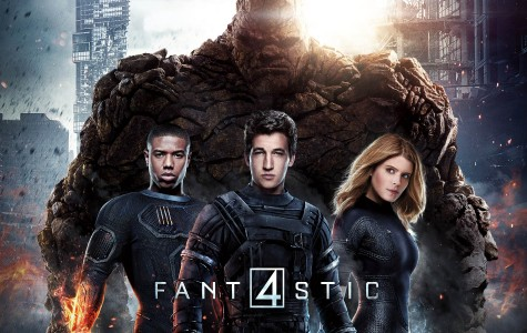 The Fantastic Four: Not So Fantastic