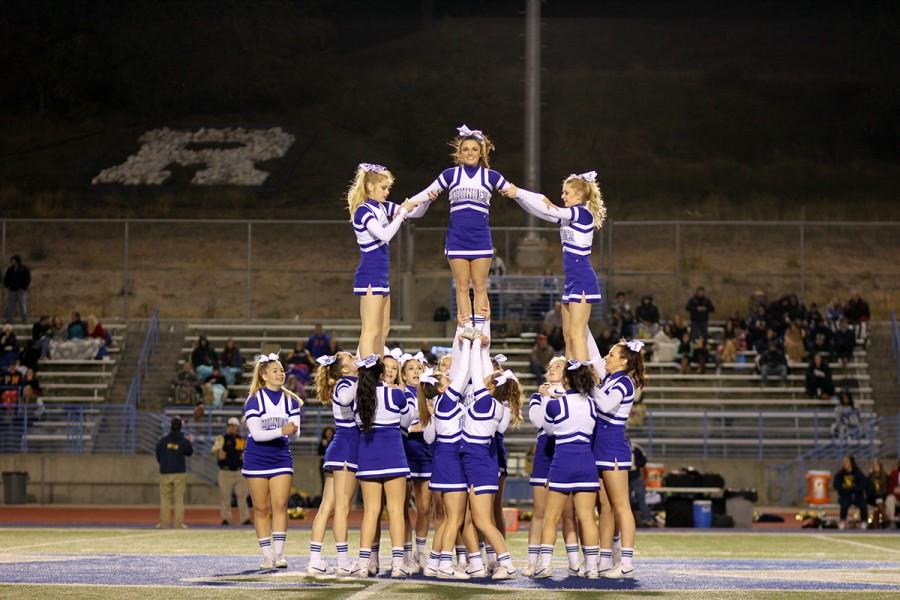 cheerleading sport or not a sport Alyssa roenigk, pictured while in college at florida, says that no matter how athletic cheerleaders are, cheerleading should not be considered a sport.
