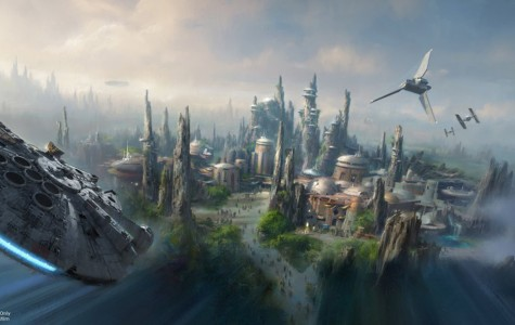 Star Wars Land: Reshaping Disney