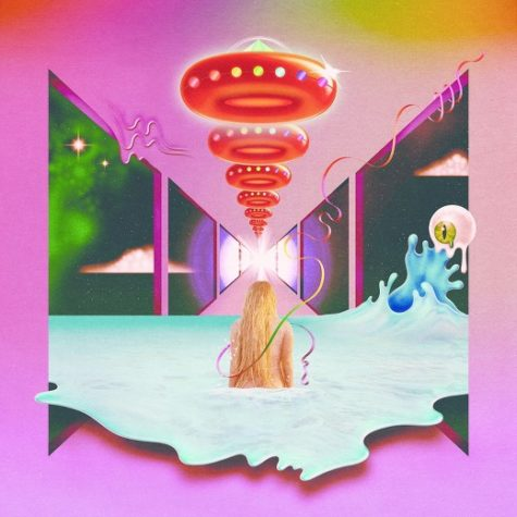 "Kesha returns after 5 year hiatus with ""Rainbow"""