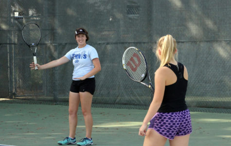 Tennis Takes the Lead