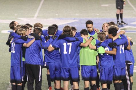 Sophomore Soccer