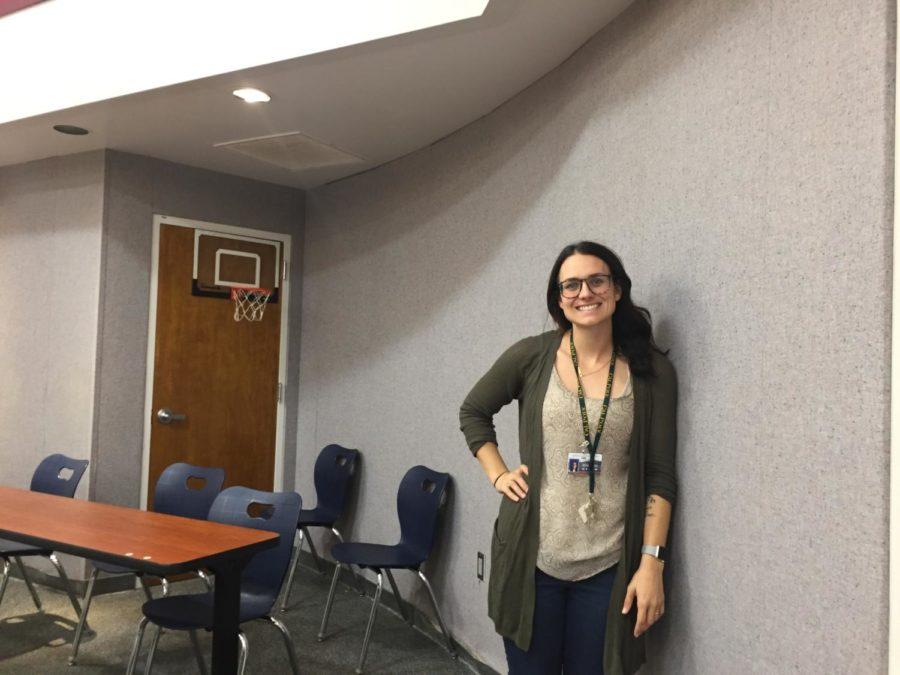 The New Teacher on Campus