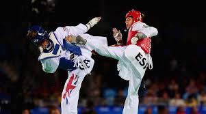 Hiyah-RHS Student Kicks It At Taekwondo Tournament