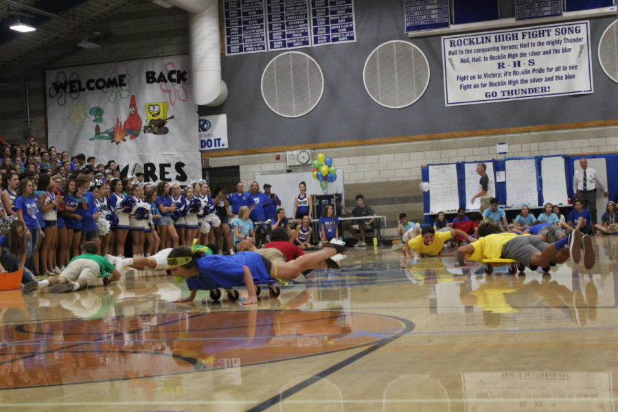 Can The Sophomores Now Win Rallies?