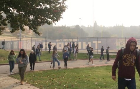 Smoke in the Air, School Doesn't Care?