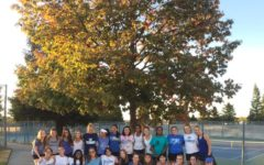 Tennis sets up for another league championship