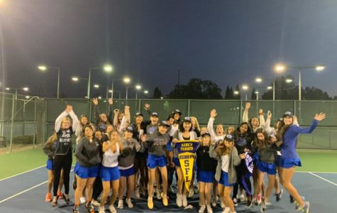 Tennis Wins it All