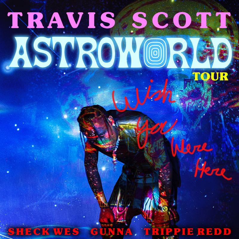 ASTROWORLD comes to Sacramento