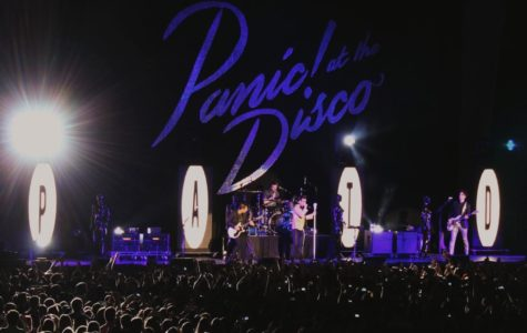 Panic! At the Golden 1 Center