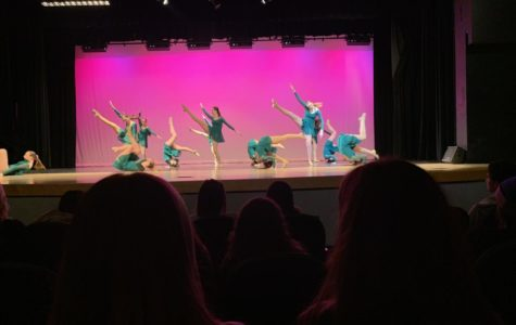 Advanced Dance Show