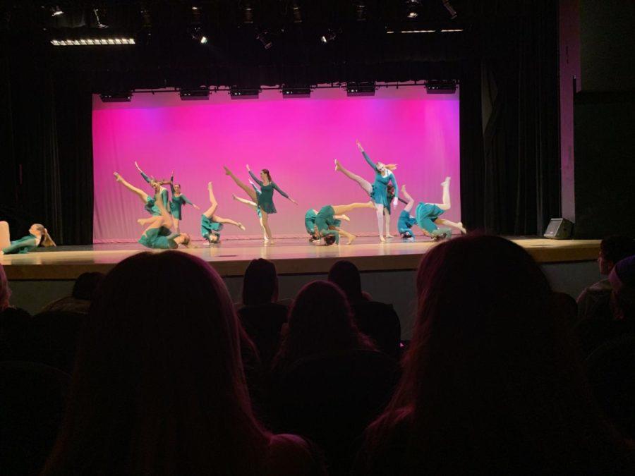 Advanced Dance Show