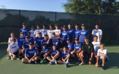 First Title For Boys Tennis