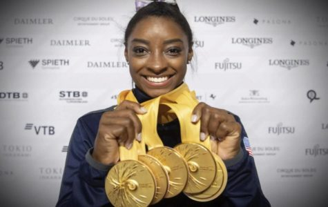 Simone Biles dominates World Champions