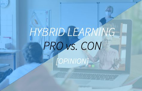 HYBRID LEARNING: A Loss of Learning Standards and An Increase in Familial, Mental, and Social Brokenness